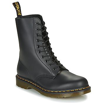 Cipők Csizmák Dr Martens 1490 Fekete