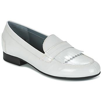 Cipők Női Mokkaszínek Arcus NATICE Fehér