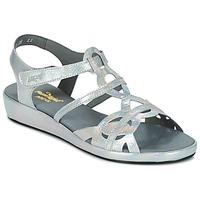 Shoes Női Szandálok / Saruk Arcus SALON Ezüst