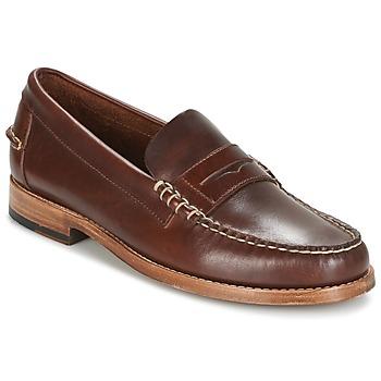 Cipők Férfi Mokkaszínek Sebago LEGACY PENNY Barna