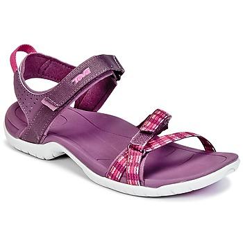 Cipők Női Sportszandálok Teva VERRA Lila
