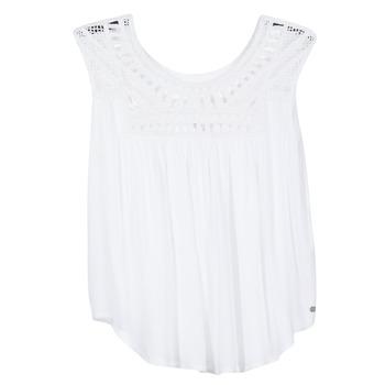 Ruhák Női Trikók / Ujjatlan pólók Rip Curl AMOROSA TOP Fehér