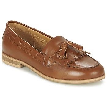 Cipők Női Mokkaszínek Ravel TILDEN Teve