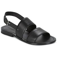 Shoes Férfi Szandálok / Saruk John Galliano 2402/LB-AA Fekete