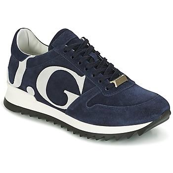 Cipők Férfi Rövid szárú edzőcipők John Galliano 2424DA Kék / Fehér