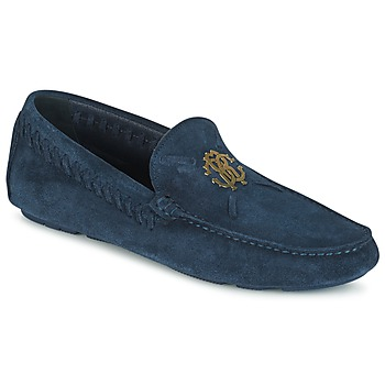 Cipők Férfi Mokkaszínek Roberto Cavalli 2022A Kék