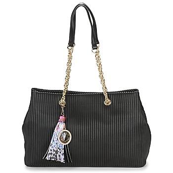 Táskák Női Bevásárló szatyrok / Bevásárló táskák Versace Jeans E1VPBBP2 Fekete