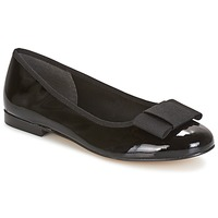 Cipők Női Balerina cipők / babák Betty London FLORETTE Fekete