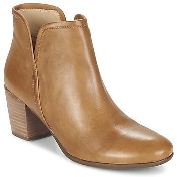 Shoes Női Bokacsizmák Geox LUCINDA B Curry
