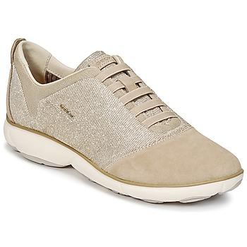 Cipők Női Rövid szárú edzőcipők Geox D NEBULA G Tópszínű