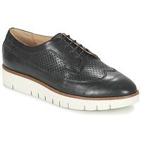 Cipők Női Oxford cipők Geox D BLENDA A Fekete