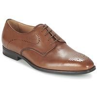 Cipők Férfi Oxford cipők Geox U NEW LIFE A Barna