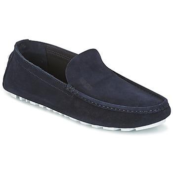Cipők Férfi Mokkaszínek Kenzo LAN Tengerész