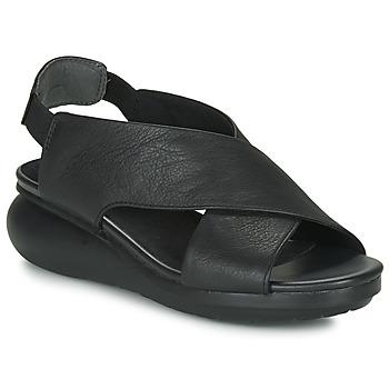 Cipők Női Szandálok / Saruk Camper BALLOON Fekete