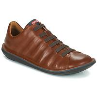 Cipők Férfi Rövid szárú edzőcipők Camper BEETLE Barna