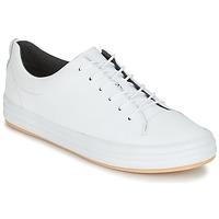 Cipők Női Rövid szárú edzőcipők Camper HOOP Fehér