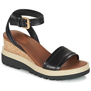 Shoes Női Szandálok / Saruk See by Chloé SB26094 Fekete