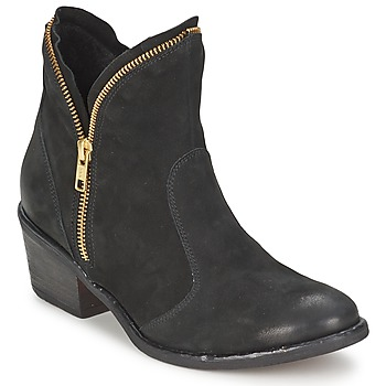 Cipők Női Csizmák Casual Attitude LALE Fekete