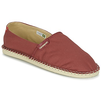Cipők Gyékény talpú cipők Havaianas ORIGINE III Piros