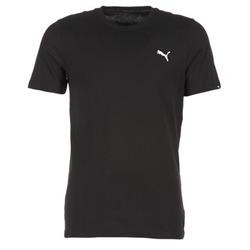 Ruhák Férfi Rövid ujjú pólók Puma ESS TEE Fekete