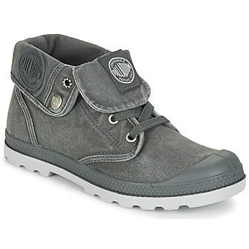 Shoes Női Csizmák Palladium BAGGY LOW LP F Szürke