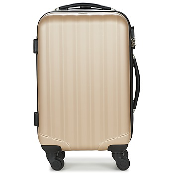 Táskák Keményfedeles bőröndök David Jones CHAUVETTA Arany
