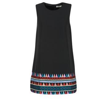 Ruhák Női Rövid ruhák Molly Bracken MESPT Fekete