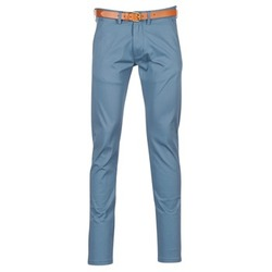 material Férfi Chino nadrágok / Carrot nadrágok Selected HYARD Kék