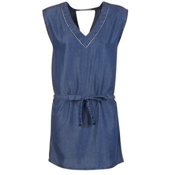 Ruhák Női Rövid ruhák Les P'tites Bombes GUELOFI Kék