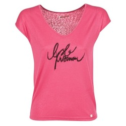 Ruhák Női Rövid ujjú pólók LPB Woman CHOUBERNE Rózsaszín