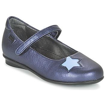 Cipők Lány Balerina cipők / babák Camper TWS Kék