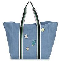 Bags Női Bevásárló szatyrok / Bevásárló táskák Paul & Joe Sister HASSINA Kék