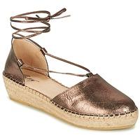 Shoes Női Szandálok / Saruk Betty London GIORDA Bronz
