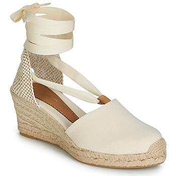 Shoes Női Szandálok / Saruk Betty London GRANDA Bézs