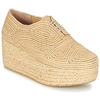 Cipők Női Oxford cipők Robert Clergerie PINTOM Bézs