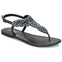 Shoes Női Szandálok / Saruk Betty London GRESA Fekete