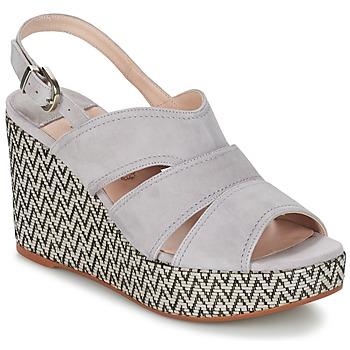 Cipők Női Szandálok / Saruk Spiral PAULA Szürke