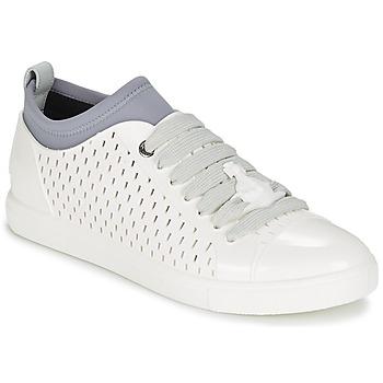 Cipők Férfi Rövid szárú edzőcipők Vivienne Westwood ORB ENAMELLED SNKER Fehér