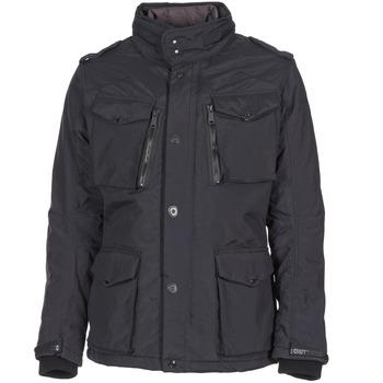Ruhák Férfi Parka kabátok Schott FIELD Fekete