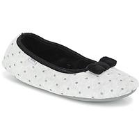 Shoes Női Mamuszok DIM D FEERIDE Szürke / Fekete