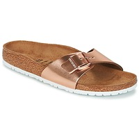 Shoes Női Papucsok Birkenstock MADRID Bronz