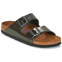 Shoes Női Papucsok Birkenstock ARIZONA Antracit