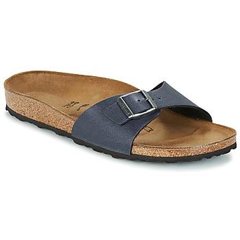 Shoes Női Papucsok Birkenstock MADRID Tengerész