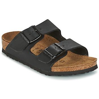 Cipők Gyerek Papucsok Birkenstock ARIZONA Fekete