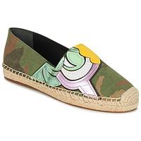 Cipők Női Gyékény talpú cipők Marc Jacobs SIENNA Keki
