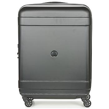 Táskák Keményfedeles bőröndök Delsey INDISCRETE HARD 4R 66CM Fekete