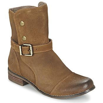 Cipők Női Csizmák Kdopa  Teve