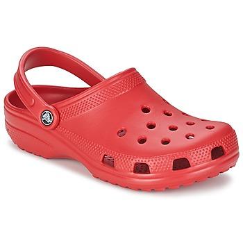 Cipők Klumpák Crocs CLASSIC Piros