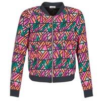 material Női Kabátok / Blézerek Noisy May JUNGLE Sokszínű