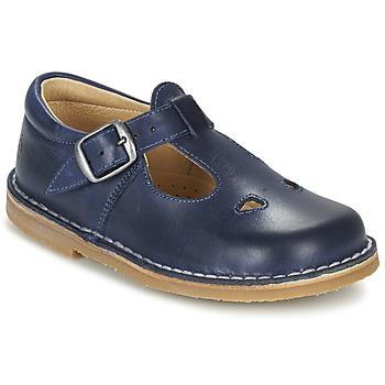 Cipők Gyerek Balerina cipők / babák Citrouille et Compagnie GLARCO Kék